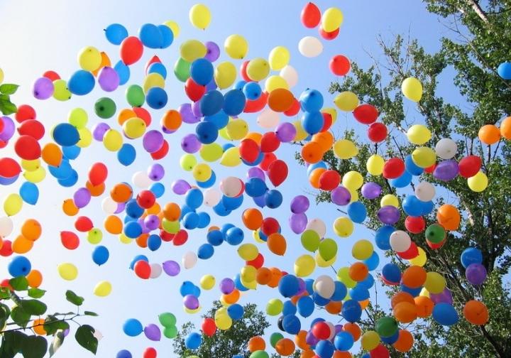 День воздушных шаров