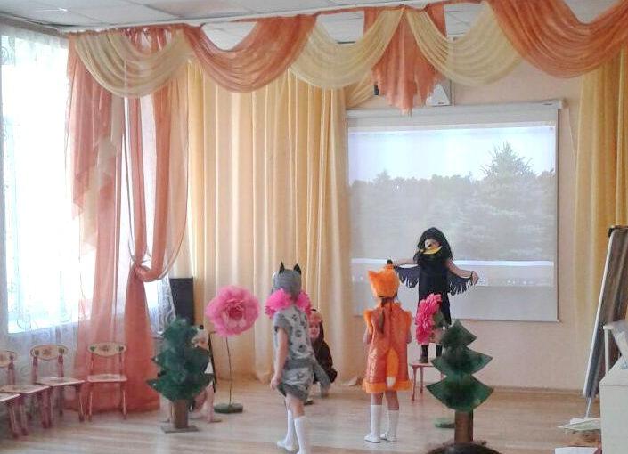 Городской семинар «Активизирующее общение как метод развития речи детей дошкольного возраста»